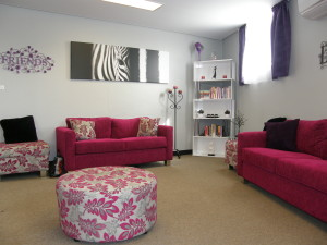 The Jessie Centre Group Room